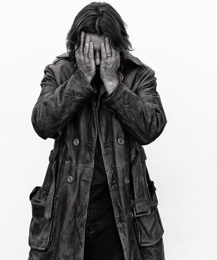 Christian Bale for the Wall Street Journal Magazine, December 2014 / January 2015