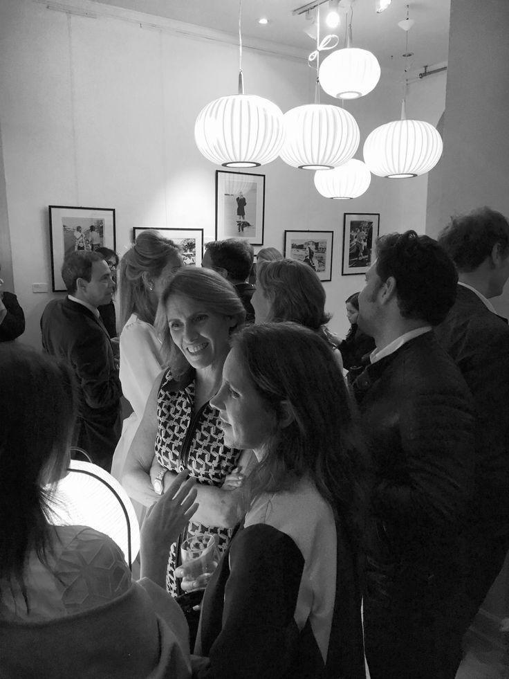 Inauguración Retrospectiva Claude Azoulay y Bruno Mouron en Solsken.