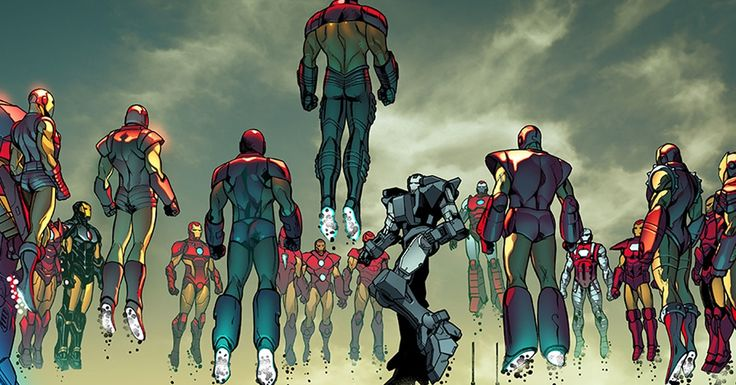 Brian Michael Bendis and Stefan Caselli continue to put Riri Williams through the superhero gauntlet in this first look at Invincible Iron Man #2.