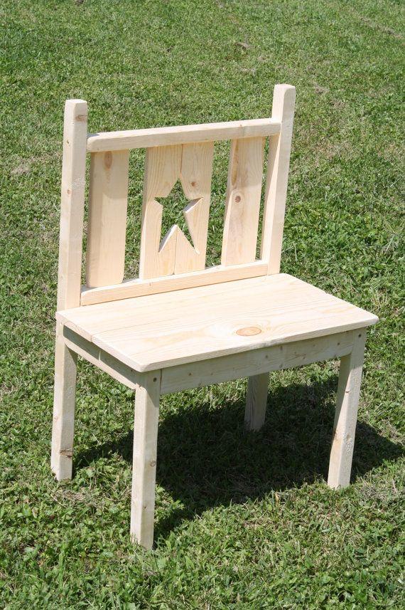 Unique Primtiques Natural Wood PRIMITIVE STAR by UniquePrimtiques, $49.95