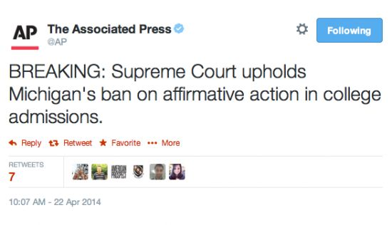 Supreme Court will hear Texas affirmative action case - affirmative action plan