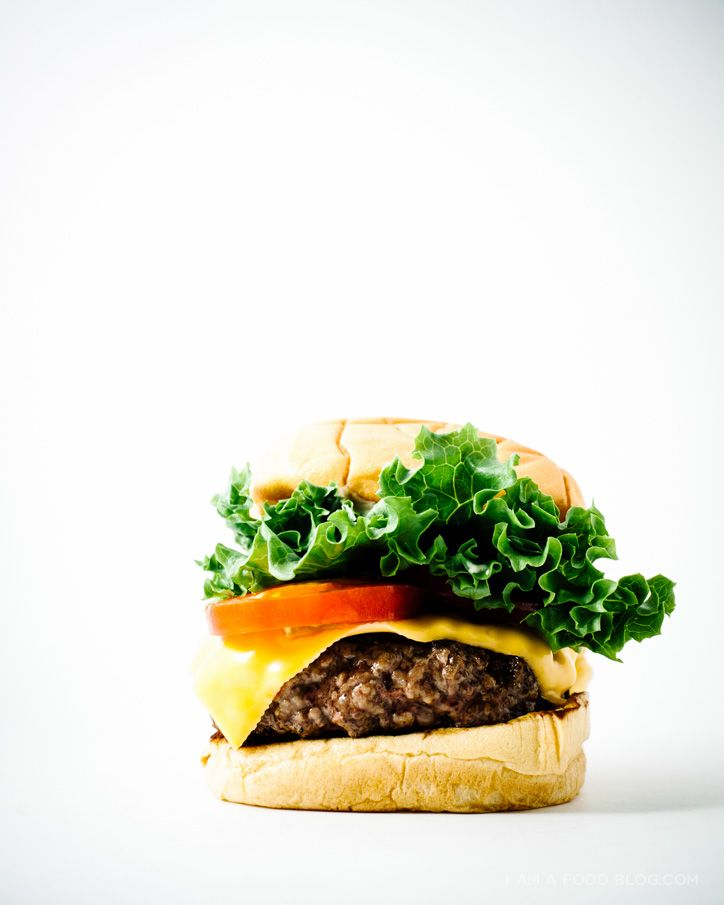 In honor of Shake Shack coming to Austin...here is the at home recipe!