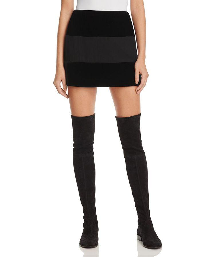 Bailey 44 Mason Mini Skirt    Bloomingdales's