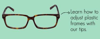Eyeglasses Frame Adjustment : 124 best images about Glasses on Pinterest Black ...