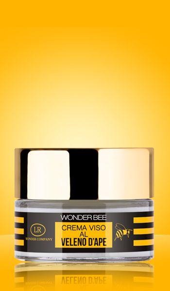Wonder Bee crema viso al veleno d'Ape - LR WONDER
