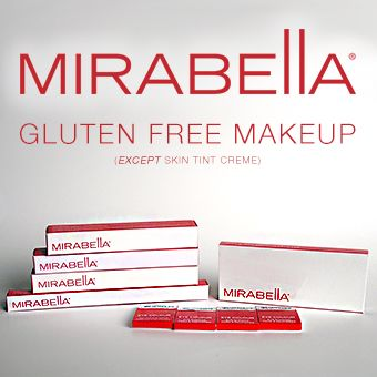 Mirabella Gluten Free Makeup - Part 1