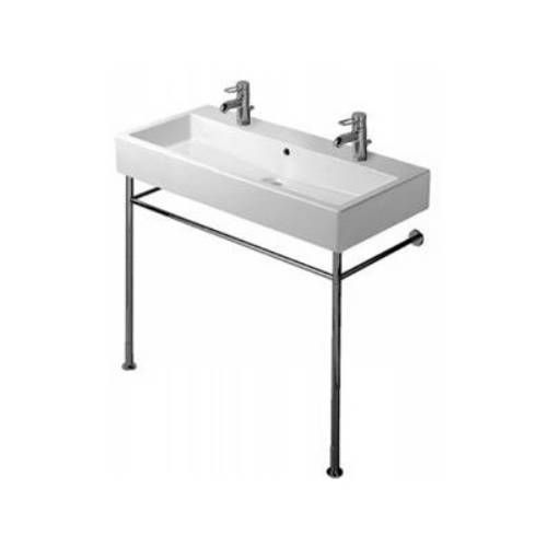 197 best pedestal leg sinks images on pinterest for Pedestal sink with metal legs
