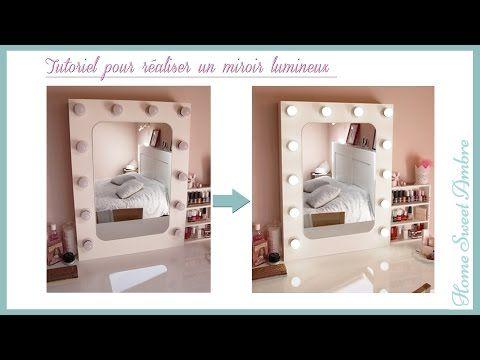 Les 25 Meilleures Id Es Concernant Miroir Lumineux Sur