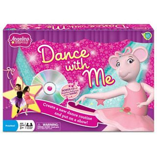 Angelina Ballerina Dance With Me Game by I Can Do That   eBeanstalk