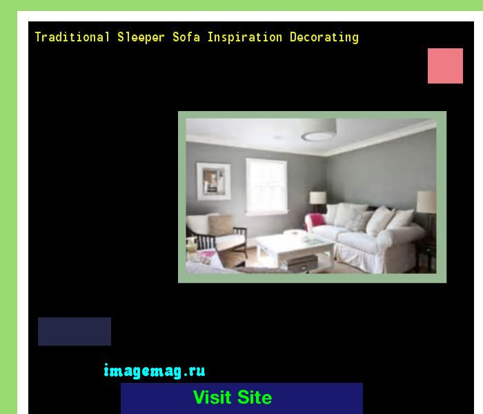 Traditional Sleeper Sofa Inspiration Decorating 081051 - The Best Image Search