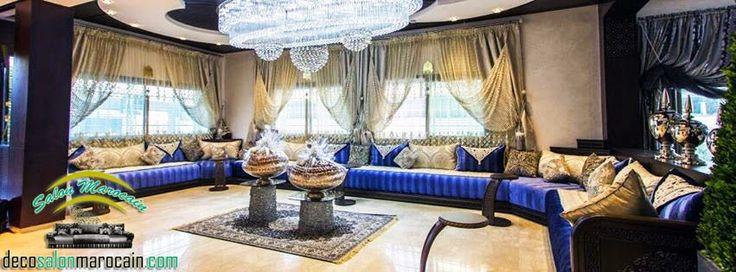 1000 images about maison maroc decor on pinterest for Porte de versaille salon marocain