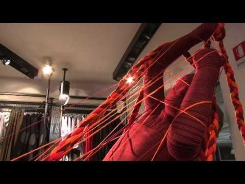 Lana Sutra: backstage in Milan  Wonderful