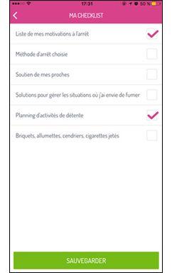 Application Tabac info service, préparez le jour J avec votre checklist