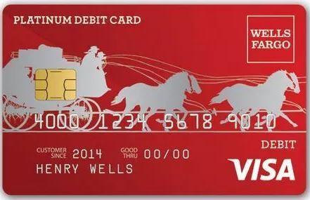 Wells Fargo Debit Card Activation In 2020 Debit Credit Card