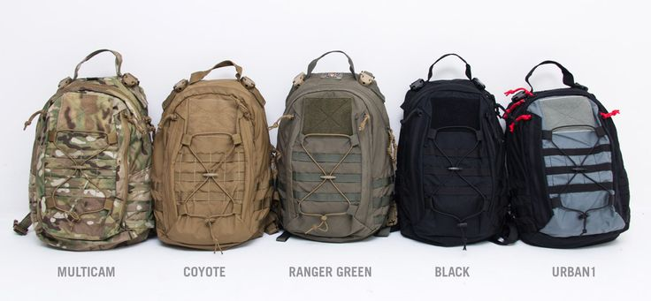 The MSM Adapt Pack was a design in collaboration between Mil-Spec Monkey and Tactical Tailor. The general design concept to be a lightweight pack that is ready for military use, while being just as handy for hard use civilians.  This is a great backpack, Made in the U.S.A.!