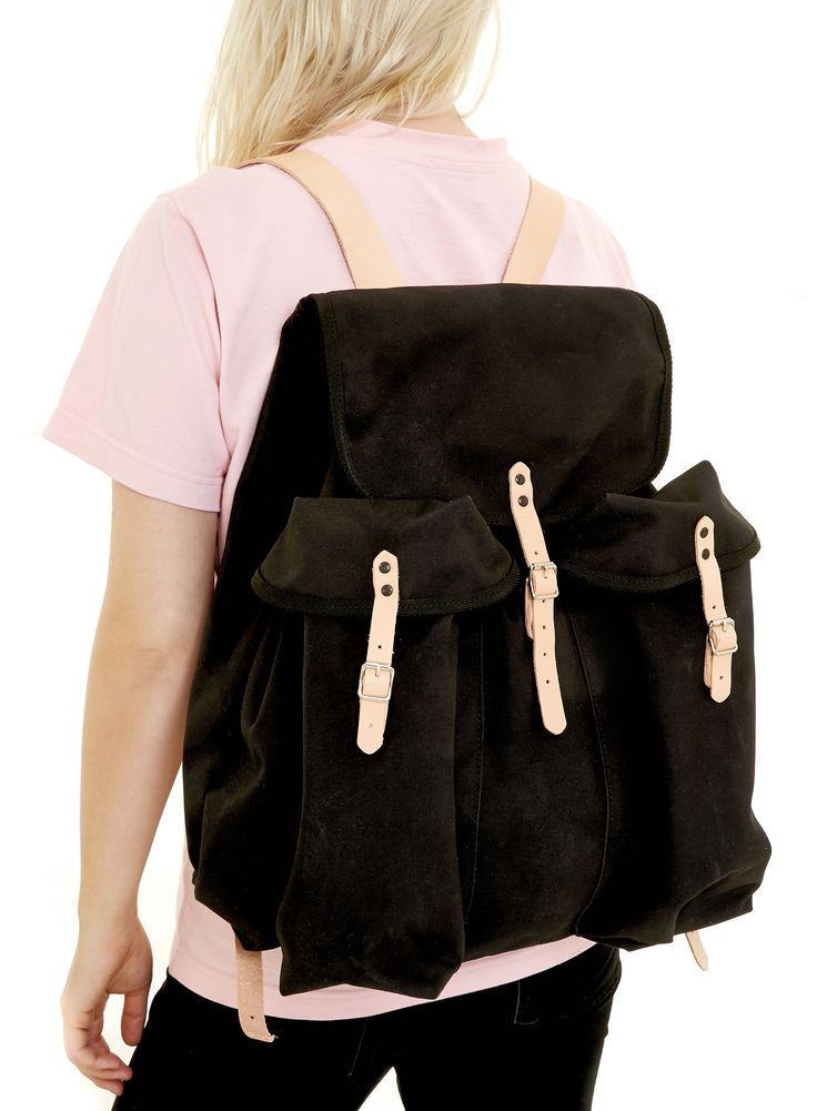 Backpack 123 - Black