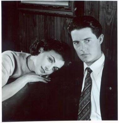 """Twin Peaks (TV show)....The first """"weird""""  TV show, before X-Files, before Lost...loved it."""