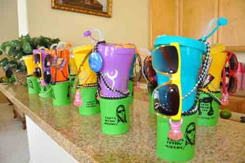 Fun Wedding Favors For Destination Wedding Koozie Cup Sunglasses Etc From Kustomkoozies