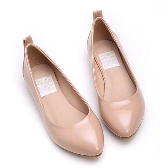 perfect nude flats!