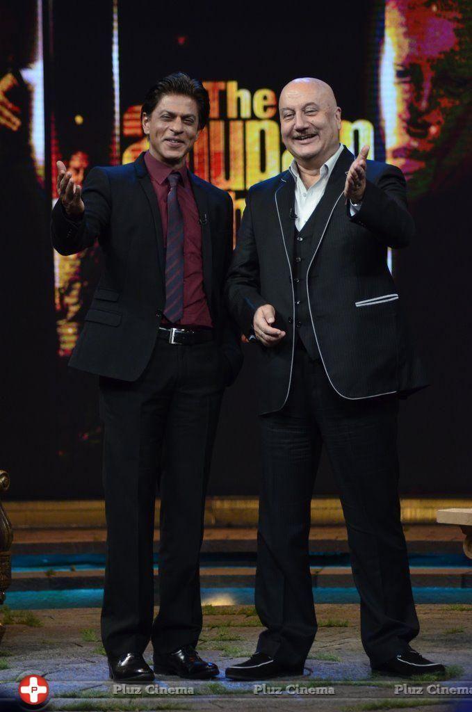 Anupam Kher's show - 6 July 2014