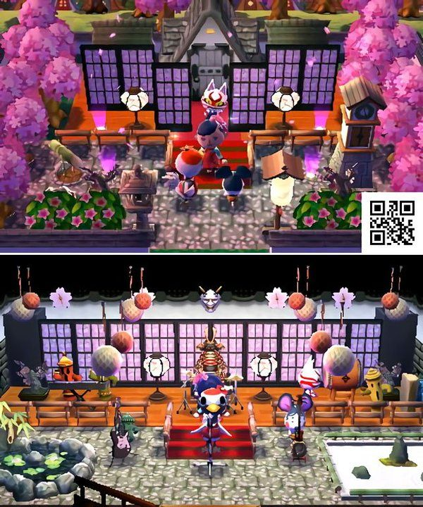 Happy Home Designer Tips: Animal Crossing: New Leaf & HHD QR Code Paths