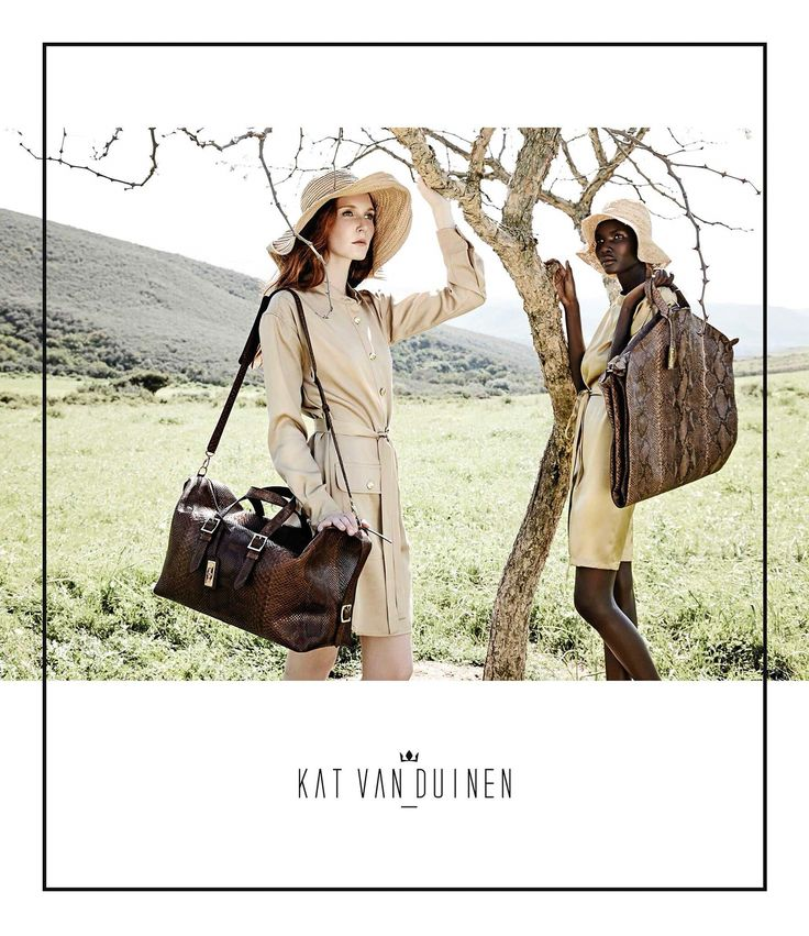 Kat van Duinen Spring/Summer 2016   The spirit of South Africa gets under your skin; an inexplicable energy that makes an imprint on your soul. A magic that sparkles most especially in its golden plains and expansive bush: untouched, undisturbed; filled with the sound of the wild, the smell of nature, the taste of life.