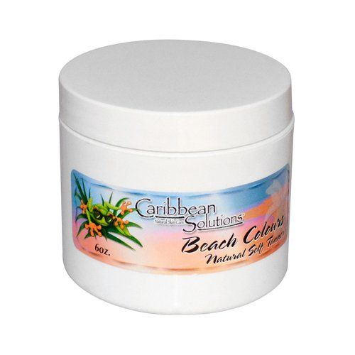 CARIBBEAN SOLUTIONS Beach Colours Natural Self Tanner || Skin Deep® Cosmetics Database | EWG