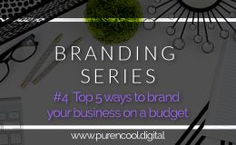 Brand your business on a budget
