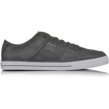 TENIS DC SHOES PURE ZERO CINZA