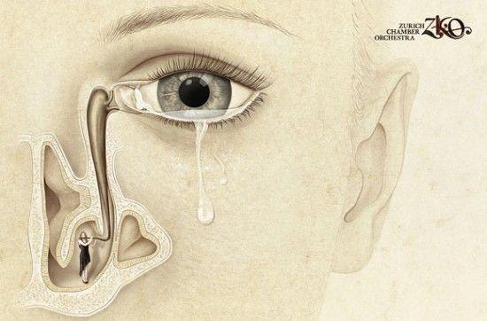 Campanha Zurich de Música As emoções causadas pela música no nosso corpo