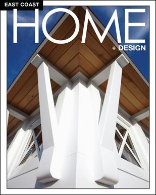 LInks to East Coast Home + Design magazine