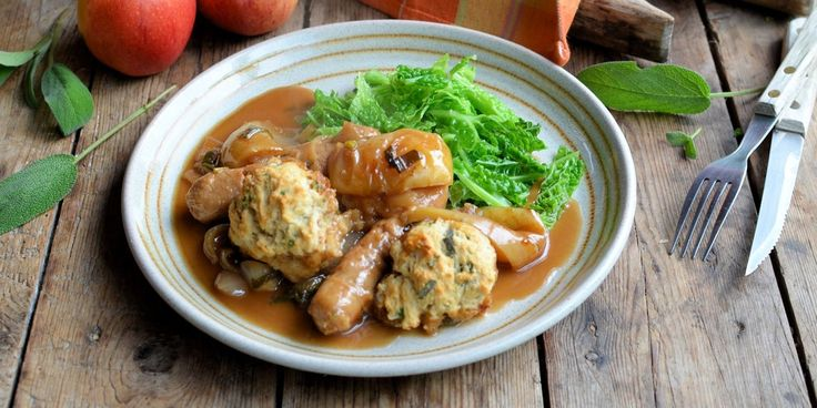 Sausage lovers rejoice as British Sausage Week gives you the celebrate the great British banger!  Karen is a big fan and introduces the week along with a recipe for a hearty, budget friendly and delicious sausage casserole.