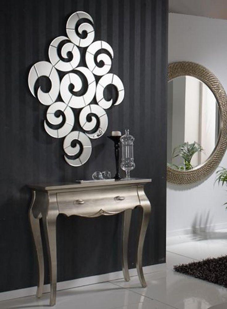 espejos modernos de cristal espejos originales de cristal modelo buenos aires