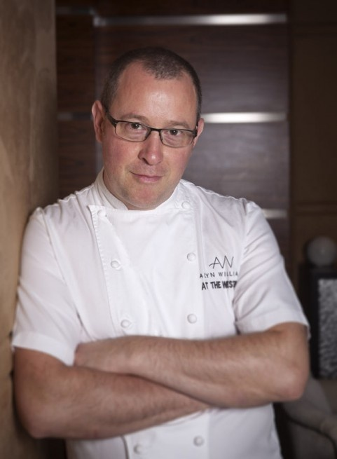 An Interview With Chef Alyn Williams at The Westbury http://glam.co.uk/2013/01/an-interview-with-chef-alyn-williams/
