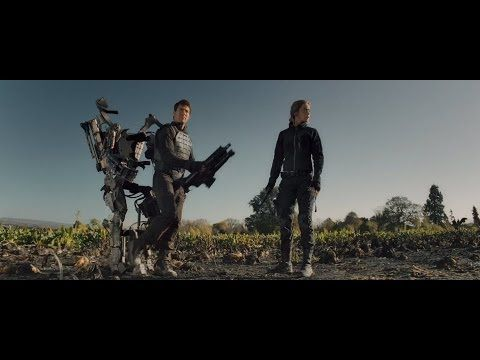 Edge of Tomorrow IMAX® Trailer. #LiveDieRepeat on June 6!