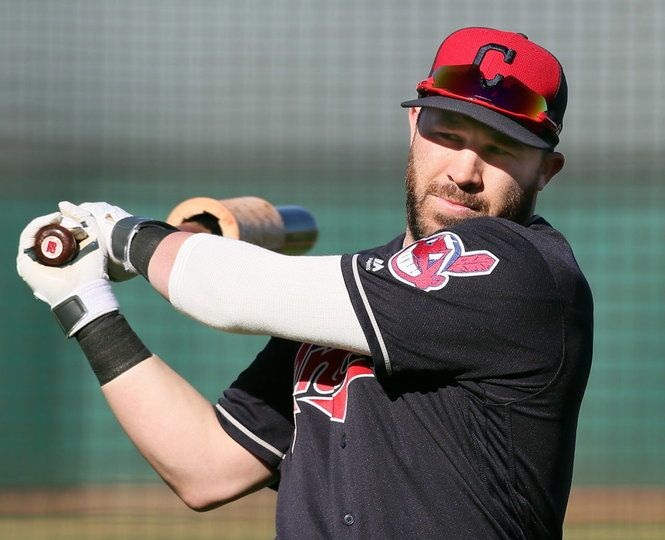 Jason Kipnis won't see his first Cactus League action for at least a few days.Cleveland Indians shut down Jason Kipnis for a few days because of shoulder strain