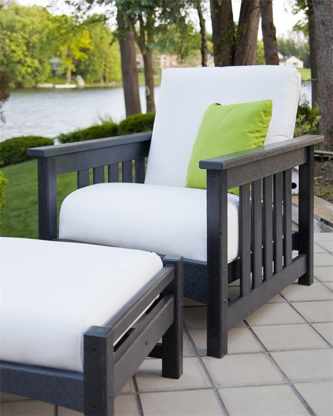 POLYWOOD® Mission Chair. Mission ChairMission Style FurnitureOutdoor ...