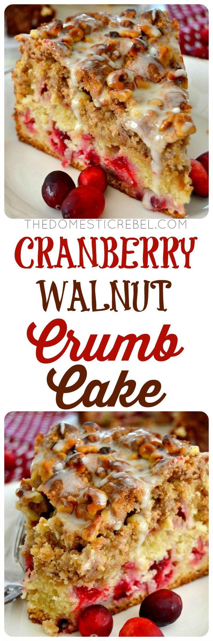 walnut streusel bars recipes dishmaps cranberry walnut streusel bars ...
