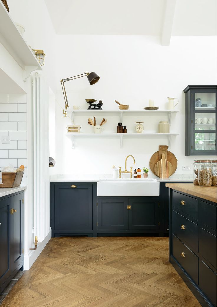 Shaker Kitchen Brochure | deVOL Kitchens