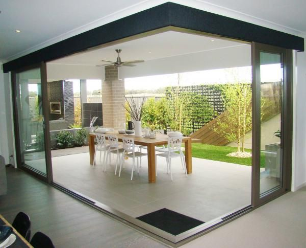 Boutique Aluminium Corner Sliding Doors A Amp L Windows And
