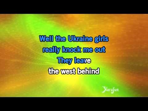 Karaoke Back in the U.S.S.R. - The Beatles * - YouTube