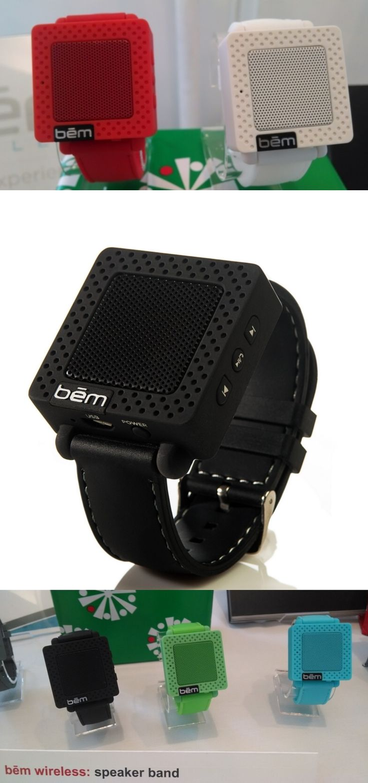 The Bem Wireless Speaker Band Lets You Channel Your Inner -4388