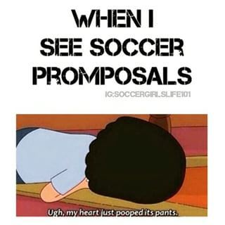 soccer promposals - Google Search
