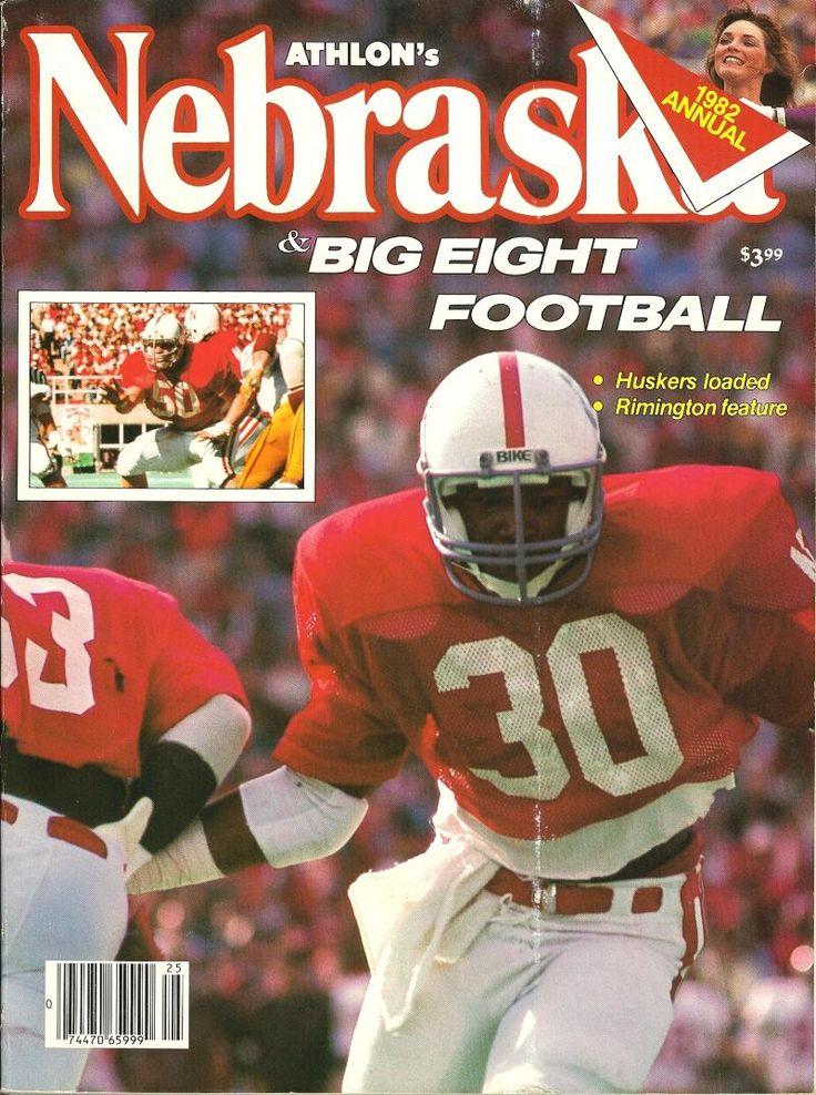 Athlon flashback Nebraska football, Pro football teams
