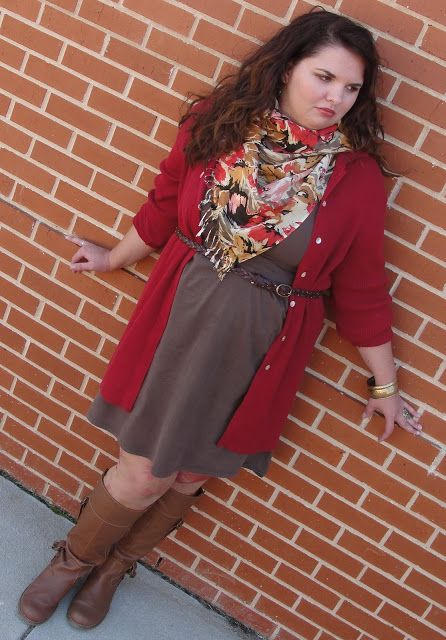 Plus trendy dress boots