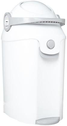 We liked this one because you can use regular garbage bags-several of the other require specific refill bags which are rather pricey! We received the Munckin Diaper Pail from our in-laws, it's also nice but again you have to buy refill bags.