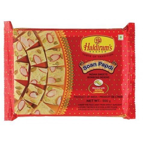 Haldirams - Soan Papdi | Buy Soan Papdi Online | Order soan papdi Online