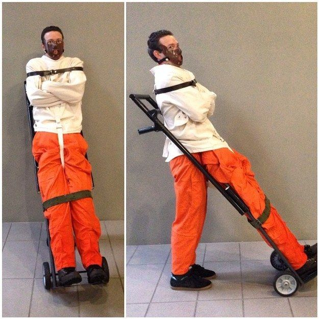 Hannibal Lecter | 30 Halloween Costumes That Put All Of Us To Shame