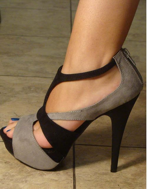 Rock and republic make off heels from Forever 21