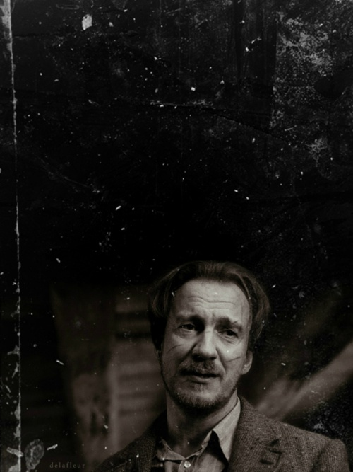 """You can exist without your soul, you know, as long as your brain and heart are still working. But you'll have no sense of self anymore, no memory, no… anything. There's no chance at all of recovery. You'll just exist. As an empty shell. And your soul is gone forever… lost."" -Remus Lupin"
